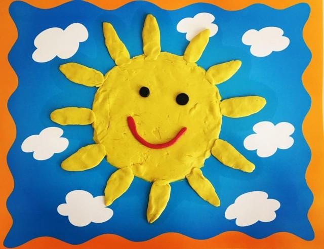 Солнышко своими руками: пошаговые МК с фото и видео-уроками для детей и начинающих