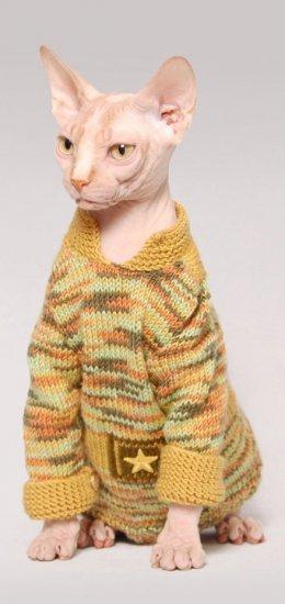 Одежда для котов своими руками: выкройки с фото