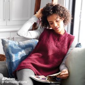 Ажурный жилет спицами: схемы с описанием для женщин