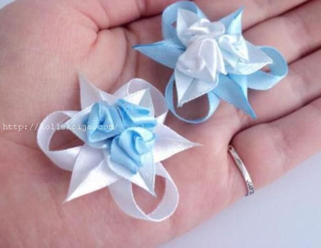 Маленькие розочки своими руками: расскажем как можно сделать из атласных лент и из салфеток