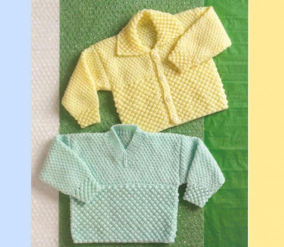 Вязаные кофточки для новорожденных спицами с описанием, выкройками и схемами для начинающих