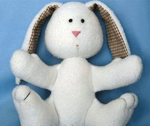 Мягкие игрушки своими руками с выкройками: мастер класс для начинающих