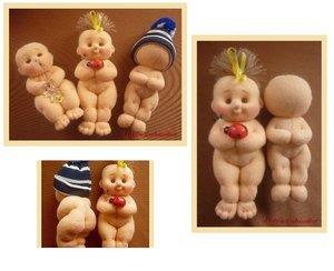 Куклы из капрона своими руками: изготовление пошагово на бутылке