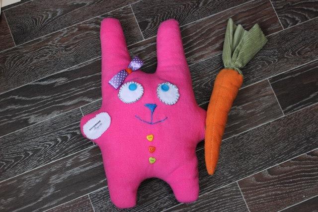 Выкройки игрушек-подушек своими руками: мастер класс как сшить мягкие игрушки