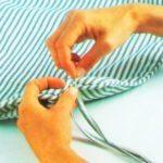 Подушка на стул своими руками: мастер класс и выкройка, схемы, фото и видео