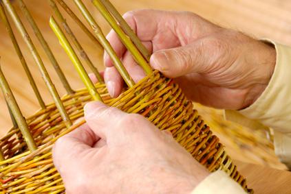 Плетение из лозы для начинающих: мастер класс для начинающих