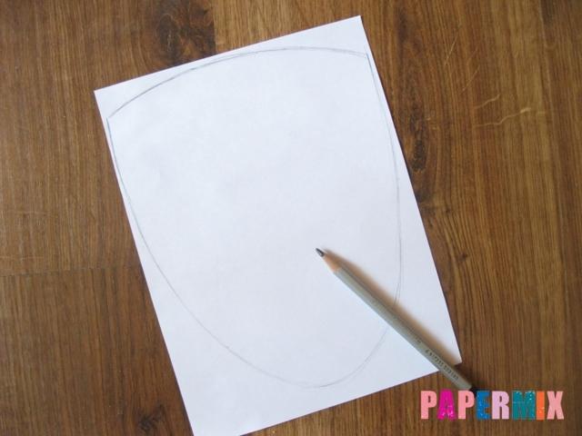 Маска Гая Фокса своими руками: как сделать из бумаги