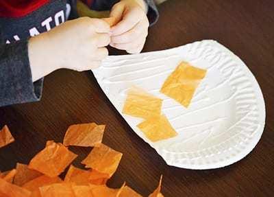 Аппликации из цветной бумаги: фото с инструкцией как делать геометрические фигуры на картоне