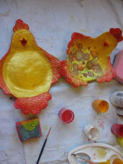 Пасхальная поделка своими руками: делаем поделку для детей