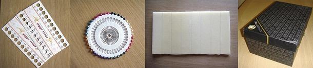 Органайзер для мулине своими руками: варианты как сделать из картона