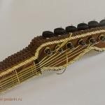 Гитара из конфет: мастер класс и пошаговое фото