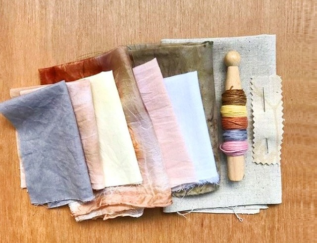 Бусы из ткани своими руками: мастер класс пошагово с фото