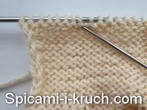 Узор «клоке» спицами : описание, схема и пошаговый МК с фото и видео