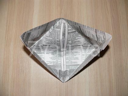 Пиратская шляпа своими руками: мастер класс из картона и из газеты