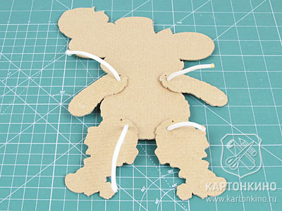 Игрушка из бумаги своими руками: варианты на руку
