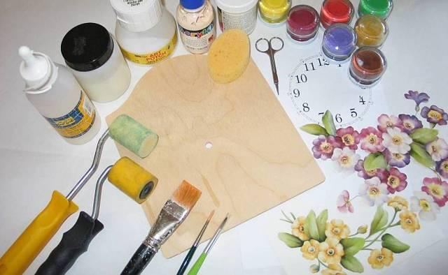 Декупаж: творческие идеи для вашего дома с фото и видео-подборками