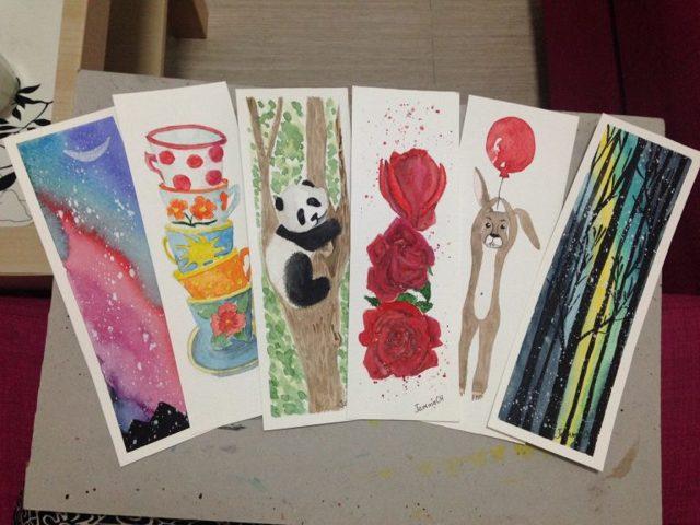 Закладки для книг своим руками: схемы, фото и видео