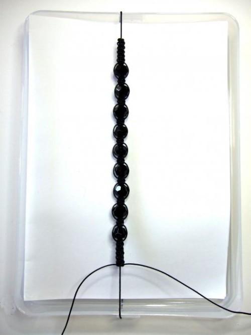 Как плести браслет шамбала для начинающих: фотоурок и схема плетения