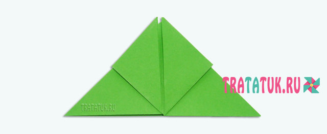 Лягушка оригами из бумаги: как сделать из бумаги для детей