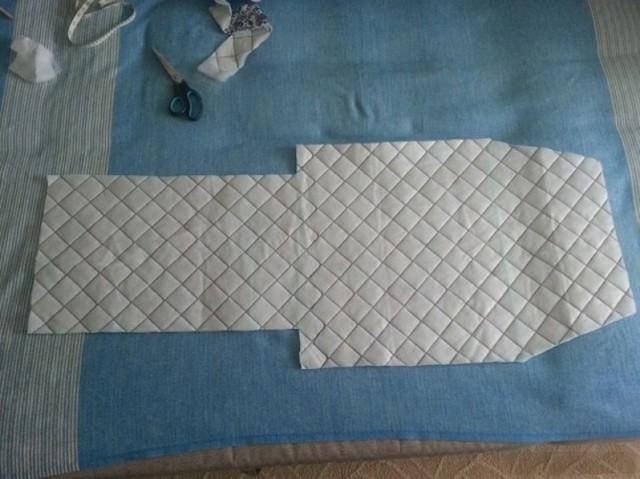 Выкройка конверта для новорожденного с капюшоном: кокон и комбинезон своими руками