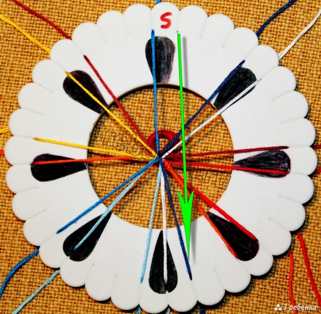 Схемы плетения кумихимо: как плести из 16 нитей для начинающих рукодельниц