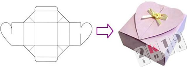 Коробочки для подарков своими руками: мастер класс, шаблоны и схема как сделать красивые коробочки