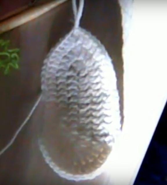 Сандалики крючком: видео с описанием