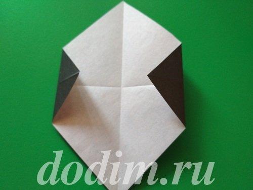 Как сделать животных из бумаги: схемы с видео