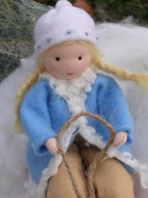 Вальдорфская кукла своими руками: выкройки с фото и видео инструкциями