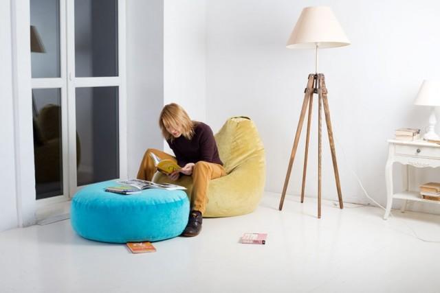 Кресло мешок своими руками: мастер класс и выкройка прилагается
