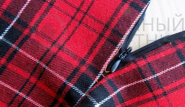 Юбка – карандаш с завышенной талией: выкройка с фото