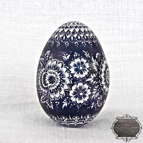 Роспись яиц воском: мастер класс своими руками с видео ...