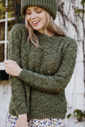 Кофта, вязанная спицами: схемы для женщин