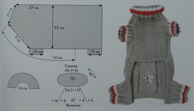 Одежда для сфинкса своими руками: выкройки и схемы