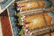 Вышивка викторианский шарм: отзывы мастеров и схема выполнения