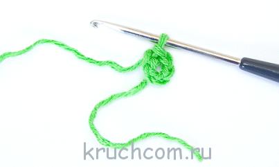 Как вязать круг крючком: инструкция для начинающих