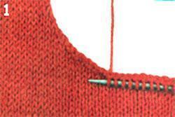 Варианты горловины спицами: схема для начинающих, фото и видео