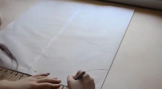 Юбка – солнце своими руками: делаем на резинке пошагово