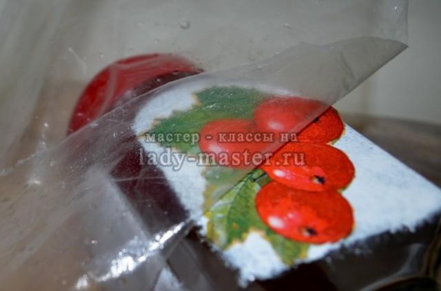 Декупаж банок для сыпучих продуктов с фото-подборкой и мастер классом