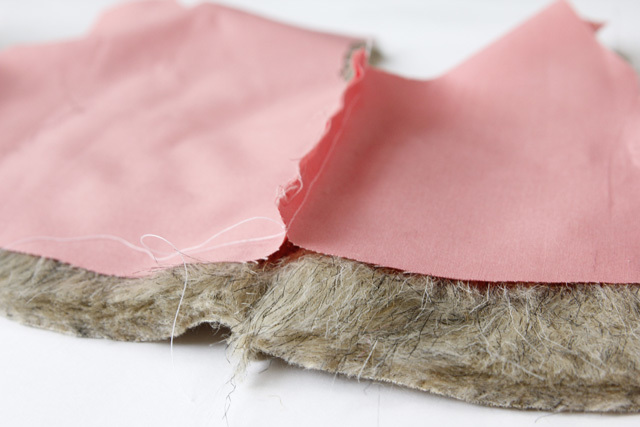 Выкройки мехового жилета своими руками: из искусственного меха и из ткани
