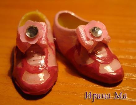 Обувь для кукол своими руками: мастер класс с фото и видео