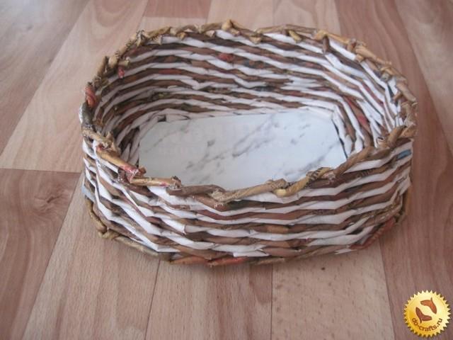 Идеи на тему «Хлебница» (7) в 2021 г | плетение, плетение ...