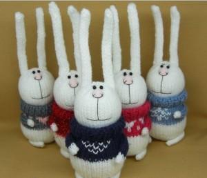 Амигуруми зайцы: схемы и описание как сделать зайца с длинными ушами