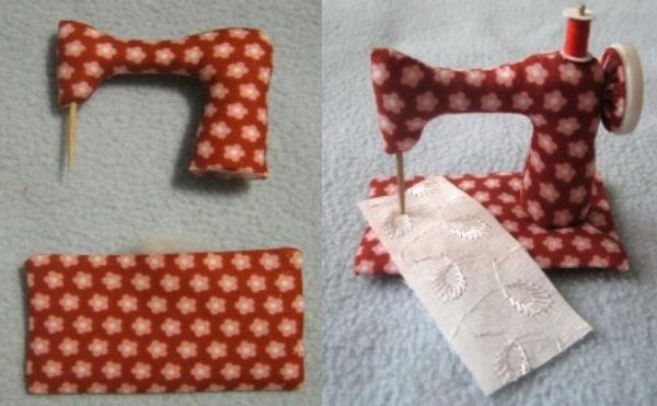 Игольницы из ткани своими руками: выкройки