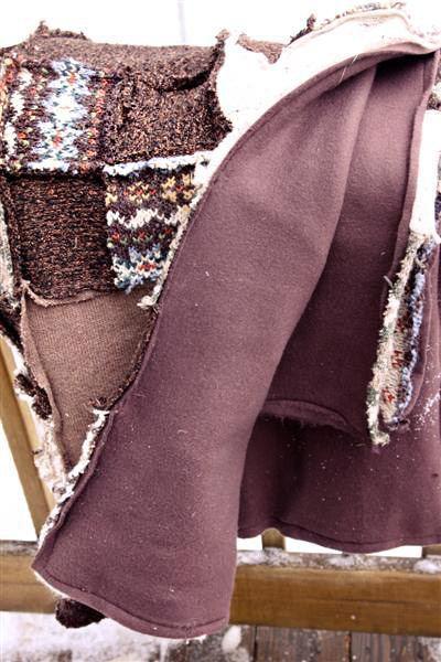 Плед своими руками: вязанный и сшитый лоскутный плед, из свитеров и лоскутов