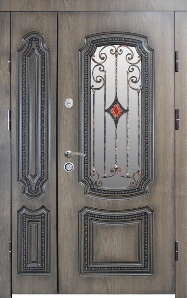 Декор межкомнатной двери своими руками: с фото мастер классом