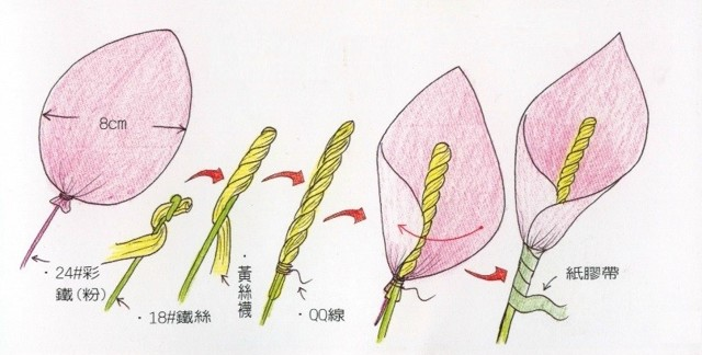 Аппликация цветы из цветной бумаги своими руками: цветы в вазе и шаблоны с фото